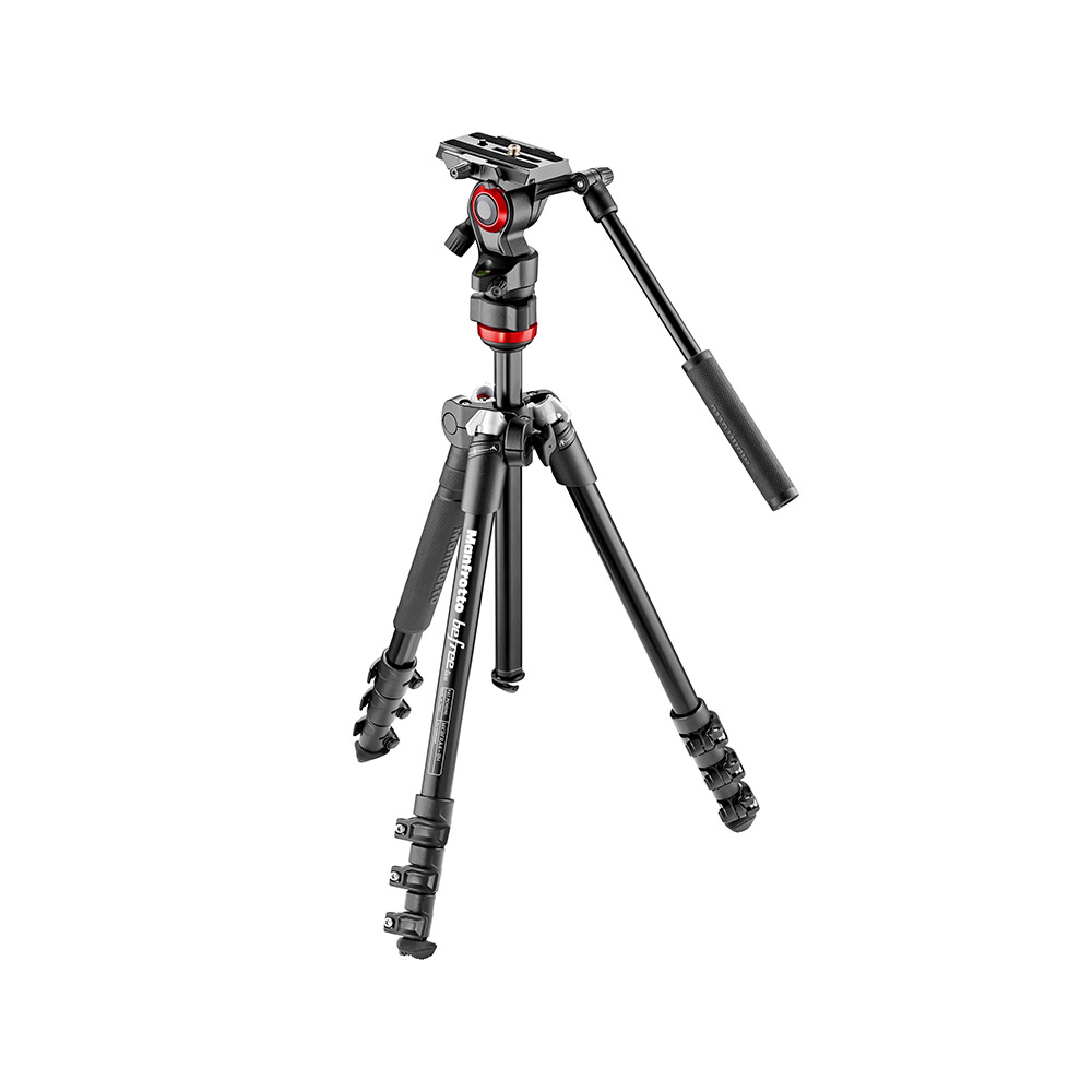 Manfrotto Be Free Tripod | The Best Travel Photography Gear: What's In Our Camera Bag