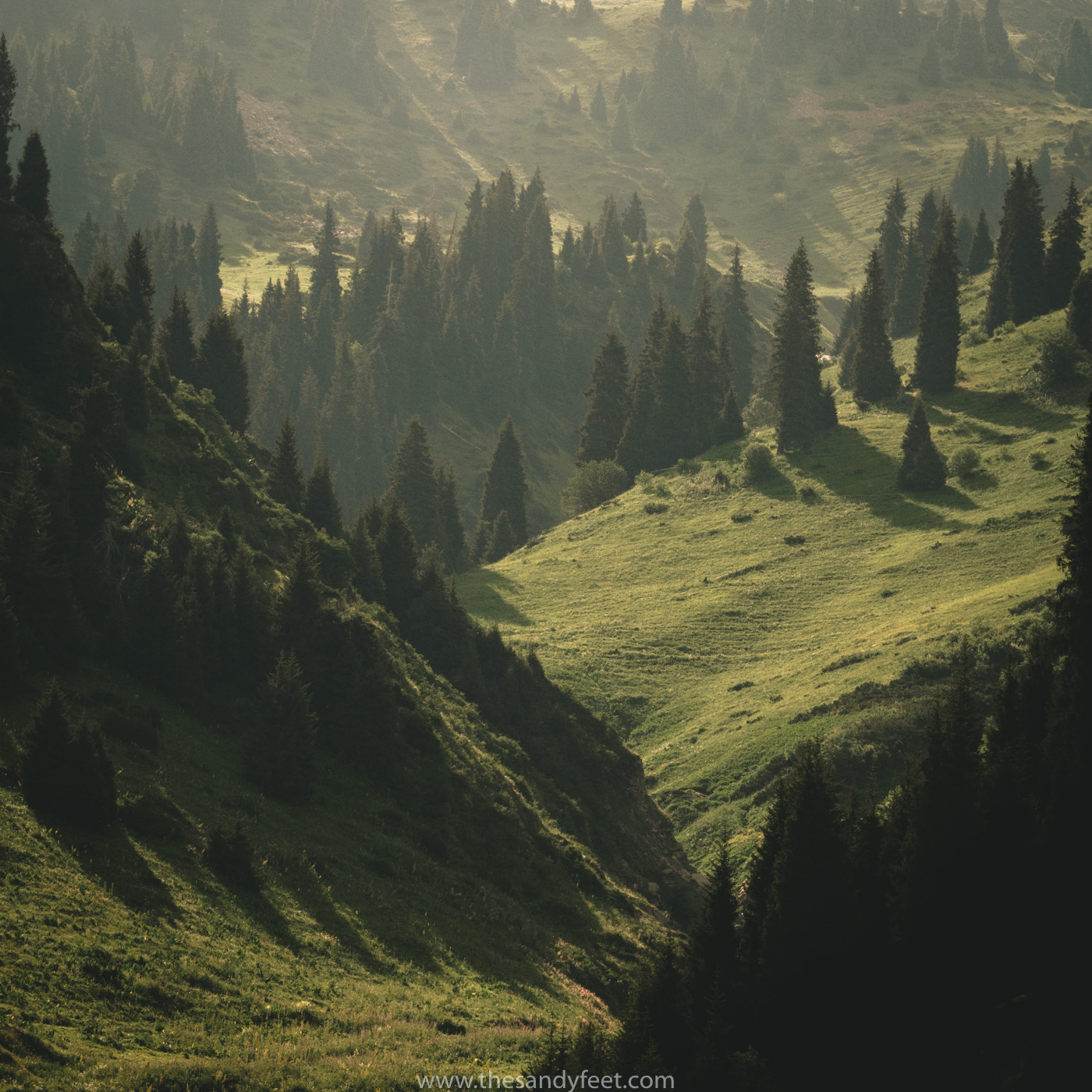 The Four Peaks Trail: Our Favourite Hiking Trail Near Almaty
