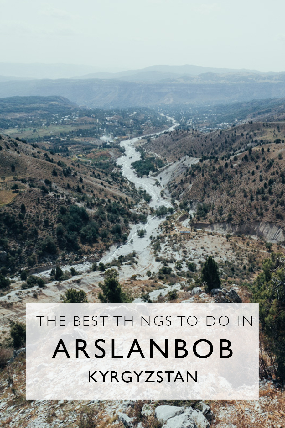 Walnuts and Waterfalls: The Best Things To Do In Arslanbob | Kyrgyzstan