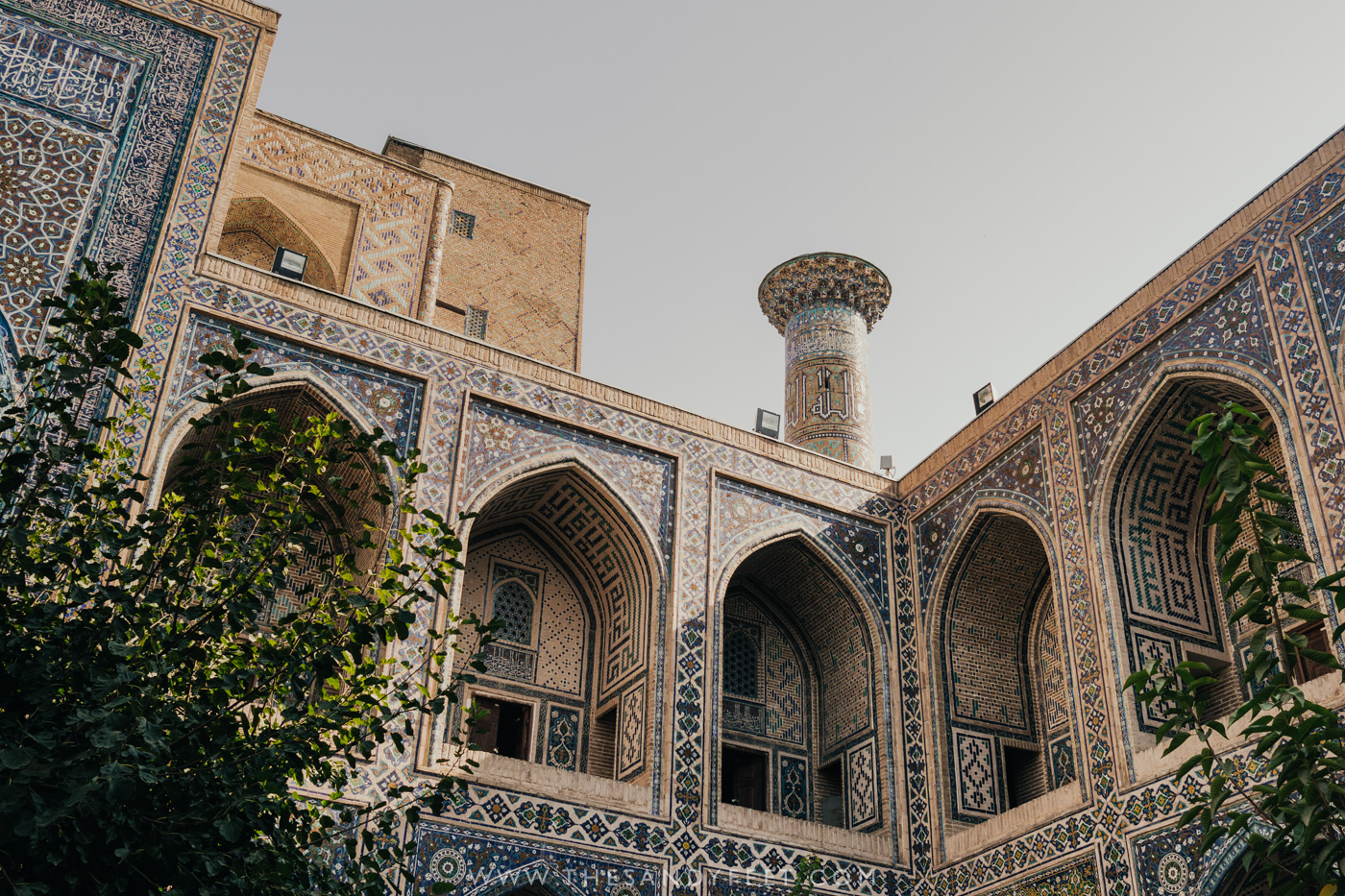 The beauty of the Registan | Samarkand Travel Guide: The Best Things To Do In Samarkand, Uzbekistan