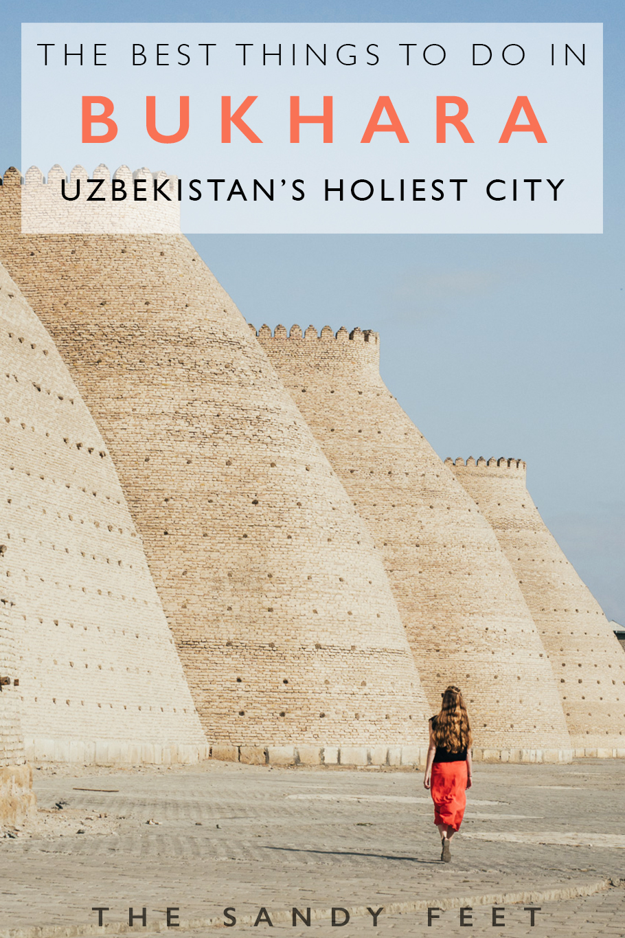 A Short Guide To Bukhara, Uzbekistan's Holiest City | The Best Things To Do In Bukhara, an essential stop for travellers on Asia's silk road.