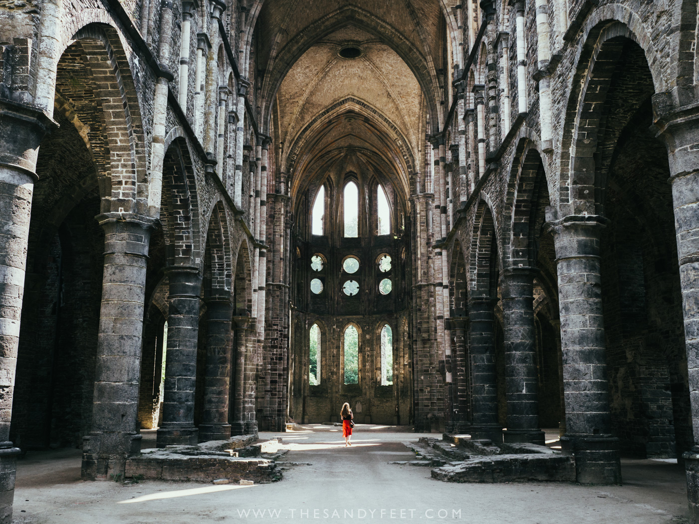 Visiting Villers Abbey | Top Things To Do In Belgium's Wallonia Region