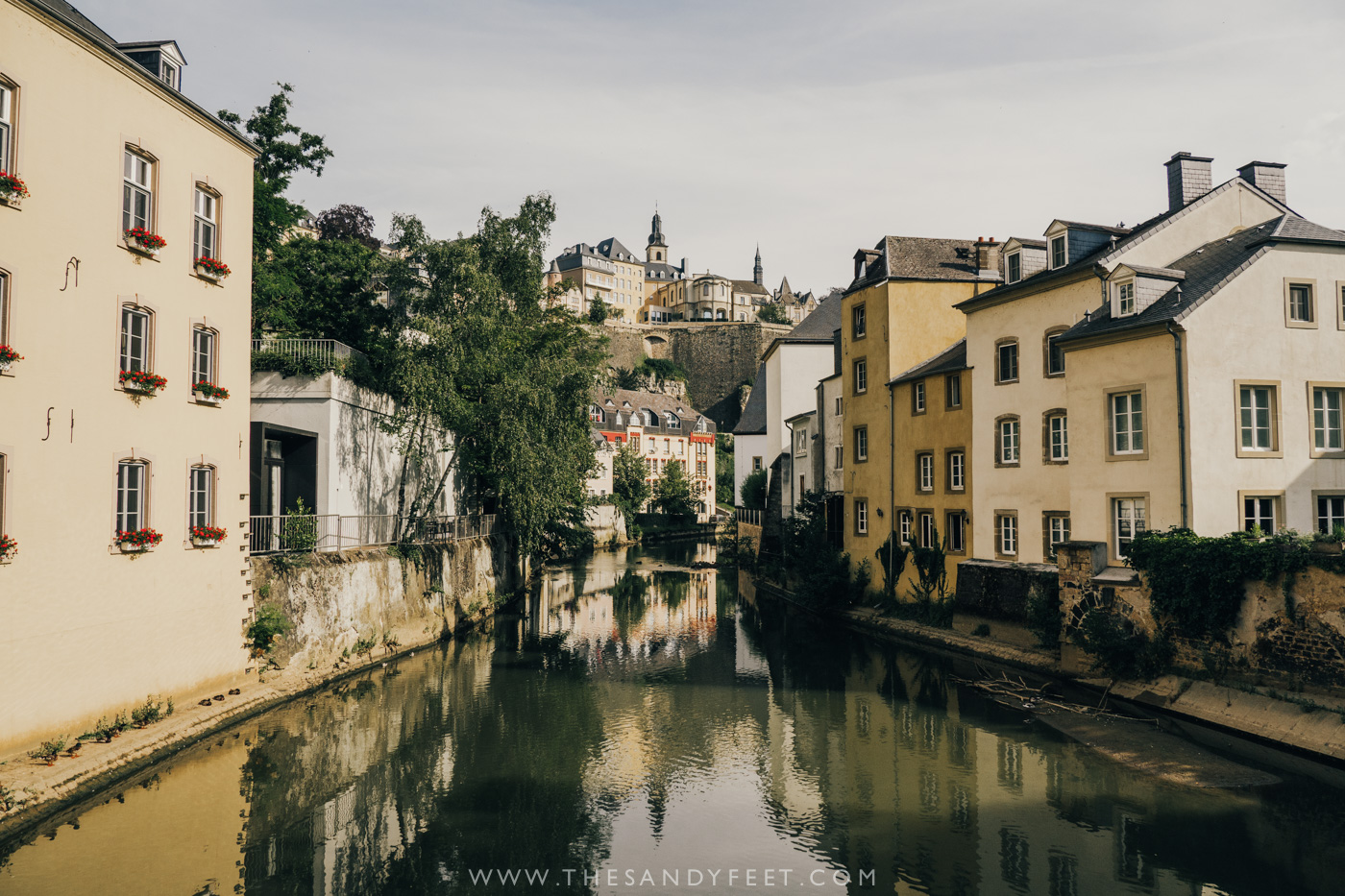 Exploring Grund | The Best Things To Do In Luxembourg City In One Day