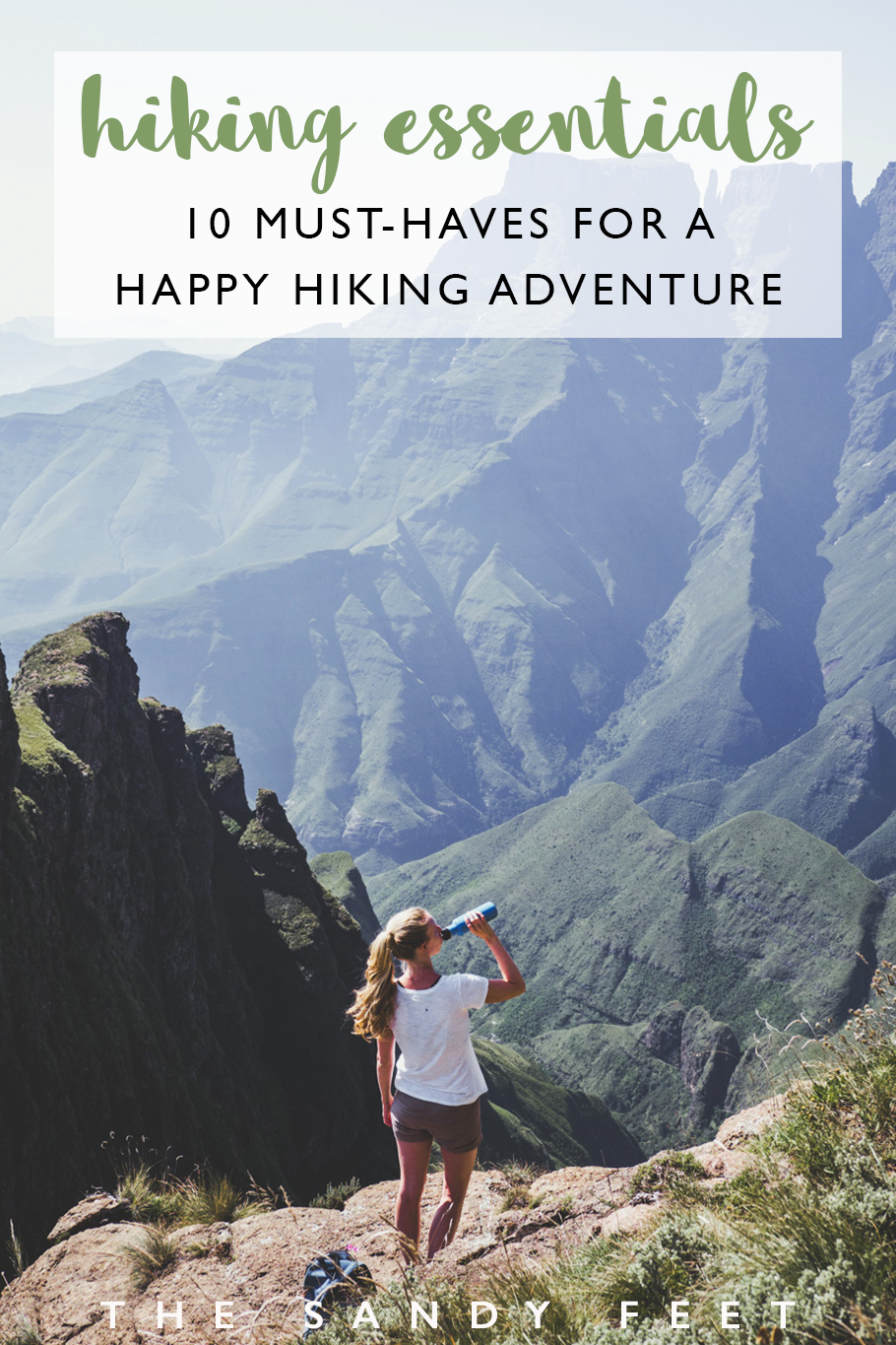 Hiking Packing List: 10 Must-Have Hiking Essentials For A Happy Hiking Trip