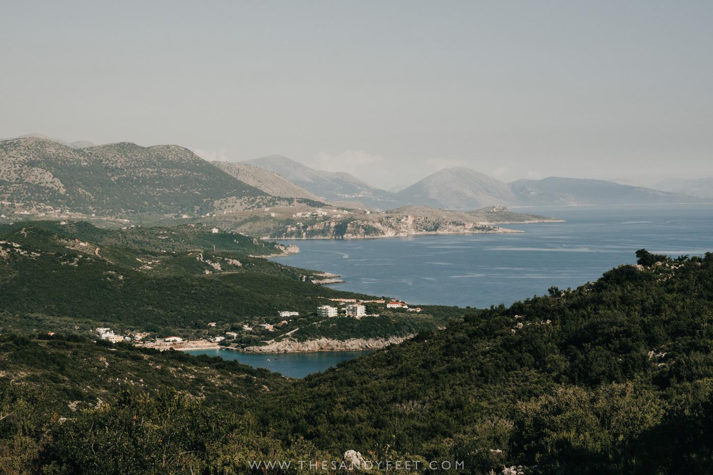 Hiking From Gjipe Beach To Himara | How To Plan A Fantastic Day Trip To Gjipe Beach Albania