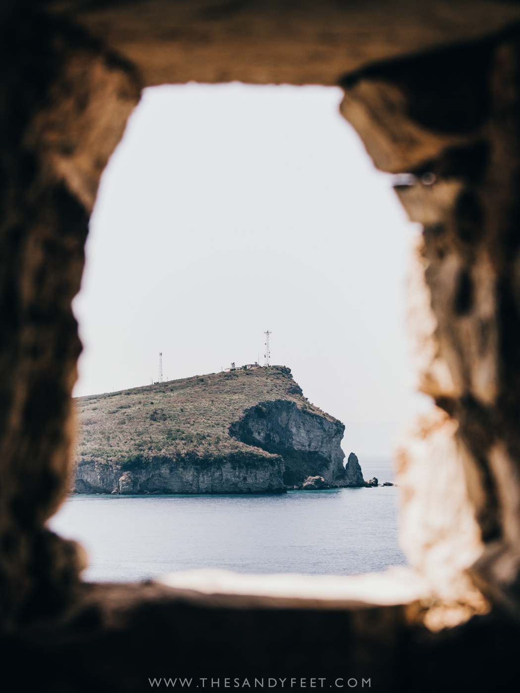 Porto Palermo Castle | A Short Guide To The Best Things To Do In Himara, Albania: Where To Go, Stay And Eat In Albania's Best Beach Town And A Firm Favorite Along The Albanian Riviera.